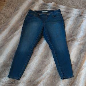 Torrid lean jean